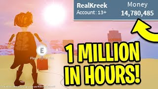 Jailbreak HOW TO GET MONEY FAST! $1 MILLION IN HOURS (Roblox Jailbreak How To Make Money Fast Guide)