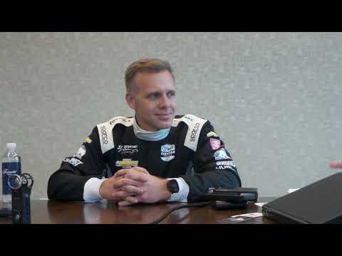 Q&A with IndyCar driver Ed Carpenter