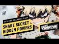 My Hero Academia Cast Shares Their Secret Hidden Powers - NYCC 2019