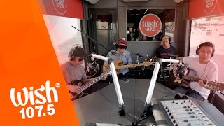 """Soapdish performs """"Pwede Ba"""" LIVE on Wish 107.5 Bus"""
