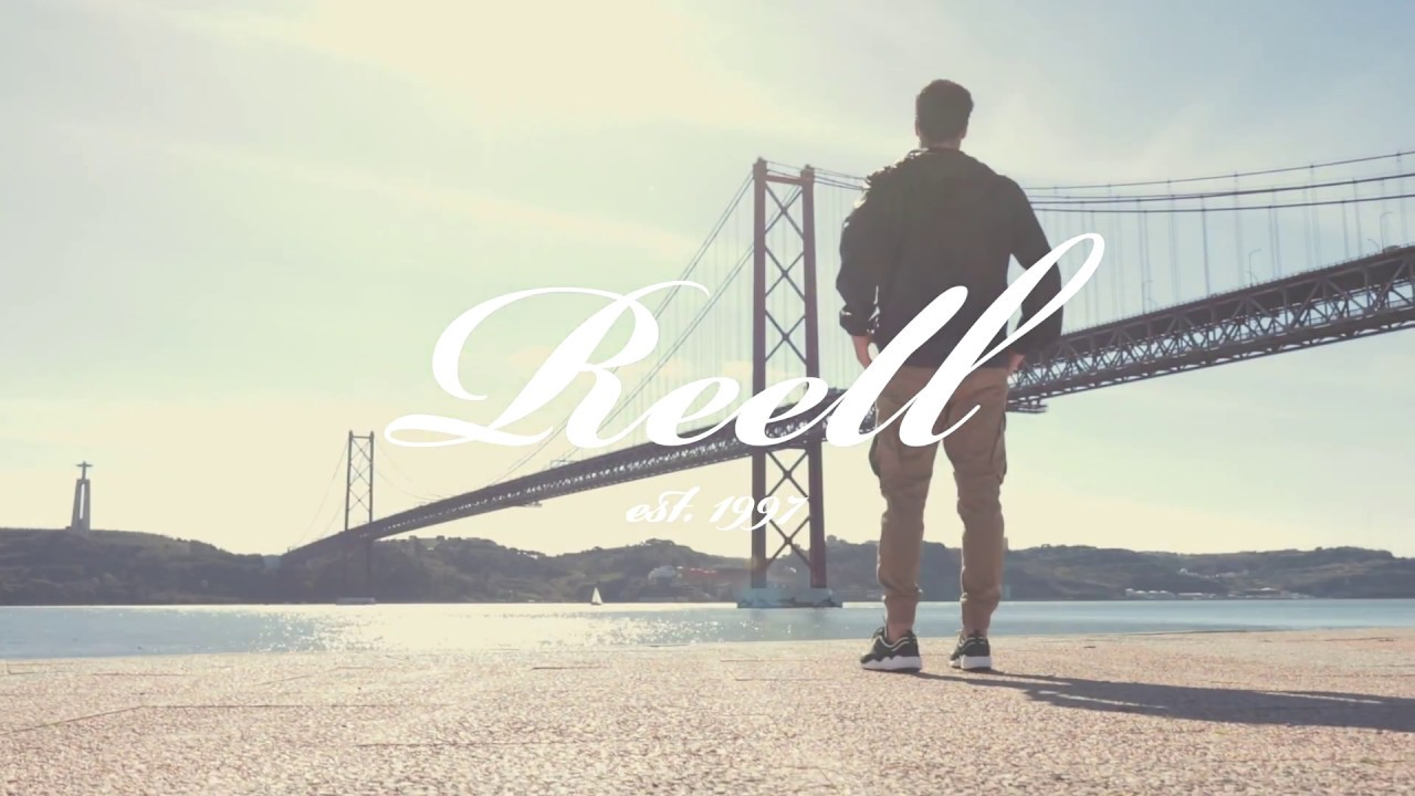 Reell 048 / Spring Summer 2018 x Lisbon - Portugal (General) - Reell