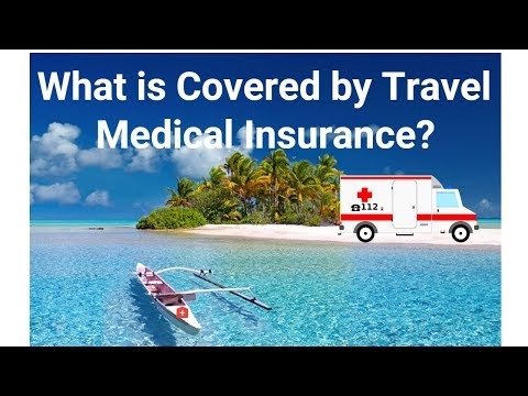 What is Covered by Travel Medical Insurance/Visitors Coverage?