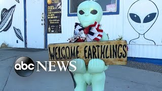 Authorities ready for thousands expected to 'storm Area 51' l GMA