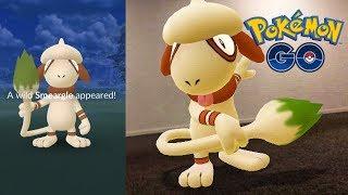 Smeargle  - (Pokémon) - How to get *SMEARGLE* in Pokémon GO?!