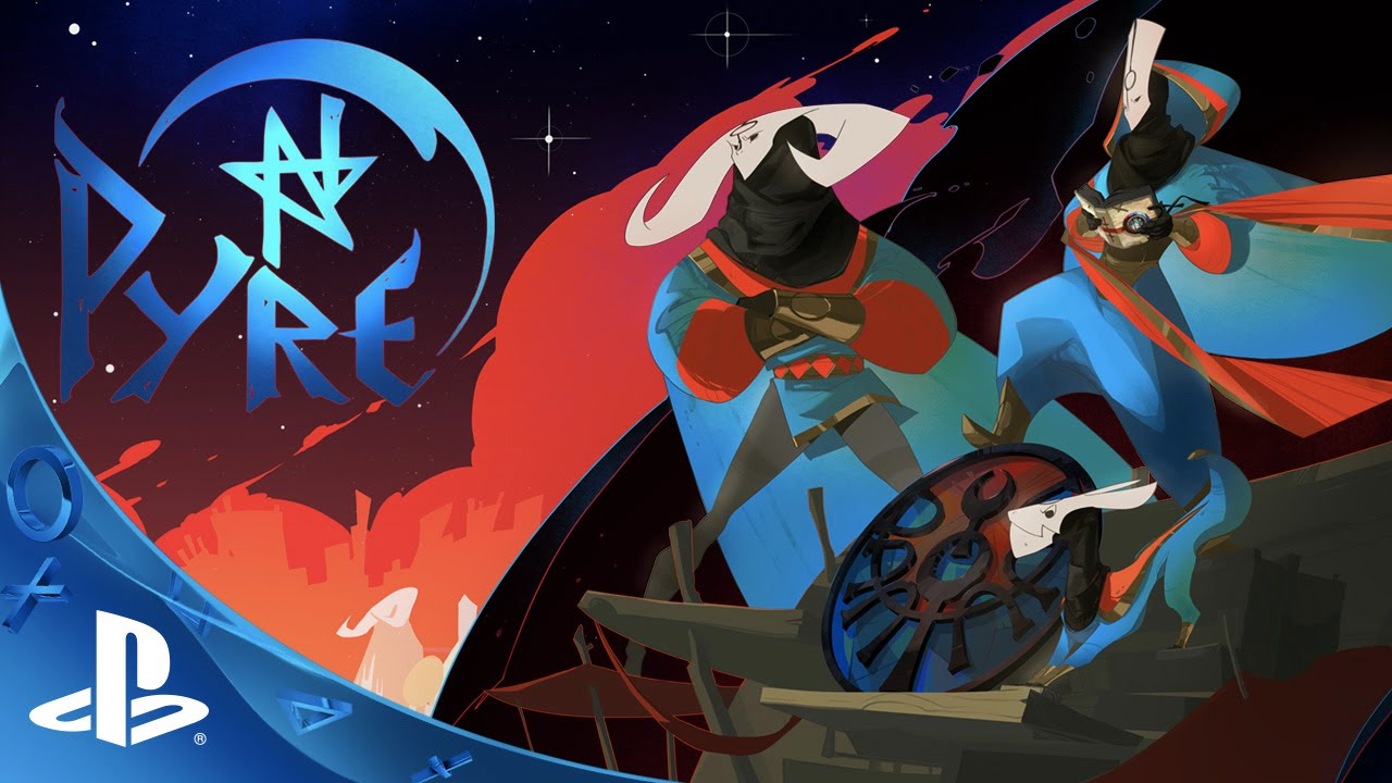 Pyre on PS4 Revealed, From the Creators of Transistor and Bastion