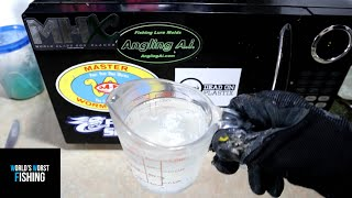 TIPS For The Beginner Soft Plastic Lure Maker & My Thoughts On Plastisol and My Process