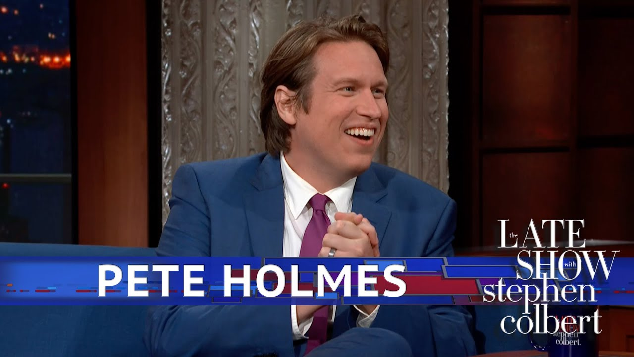 Pete Holmes Doesn't Care For 'Going Out' thumbnail