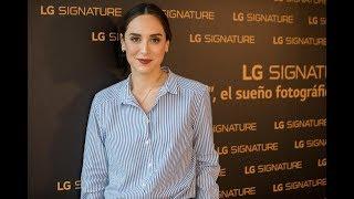 Hablamos con Tamara Falcó sobre su proyecto más innovador con LG SIGNATURE