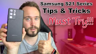 Awesome TRICKS for your Galaxy S21, S21+, S21 Ultra that iPhone doesnt have