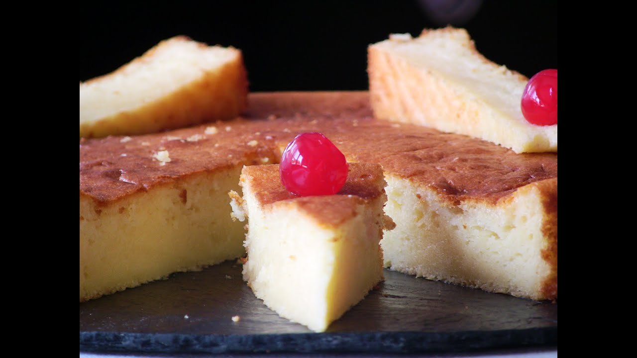 Bizcocho de yogur con queso crema | Javier Romero