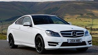 Mercedes C Class coupe C250 Review @MercedesBenz