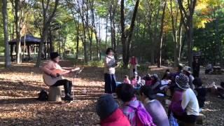 「森との約束」(前半)2015年10月28日赤城自然園にて