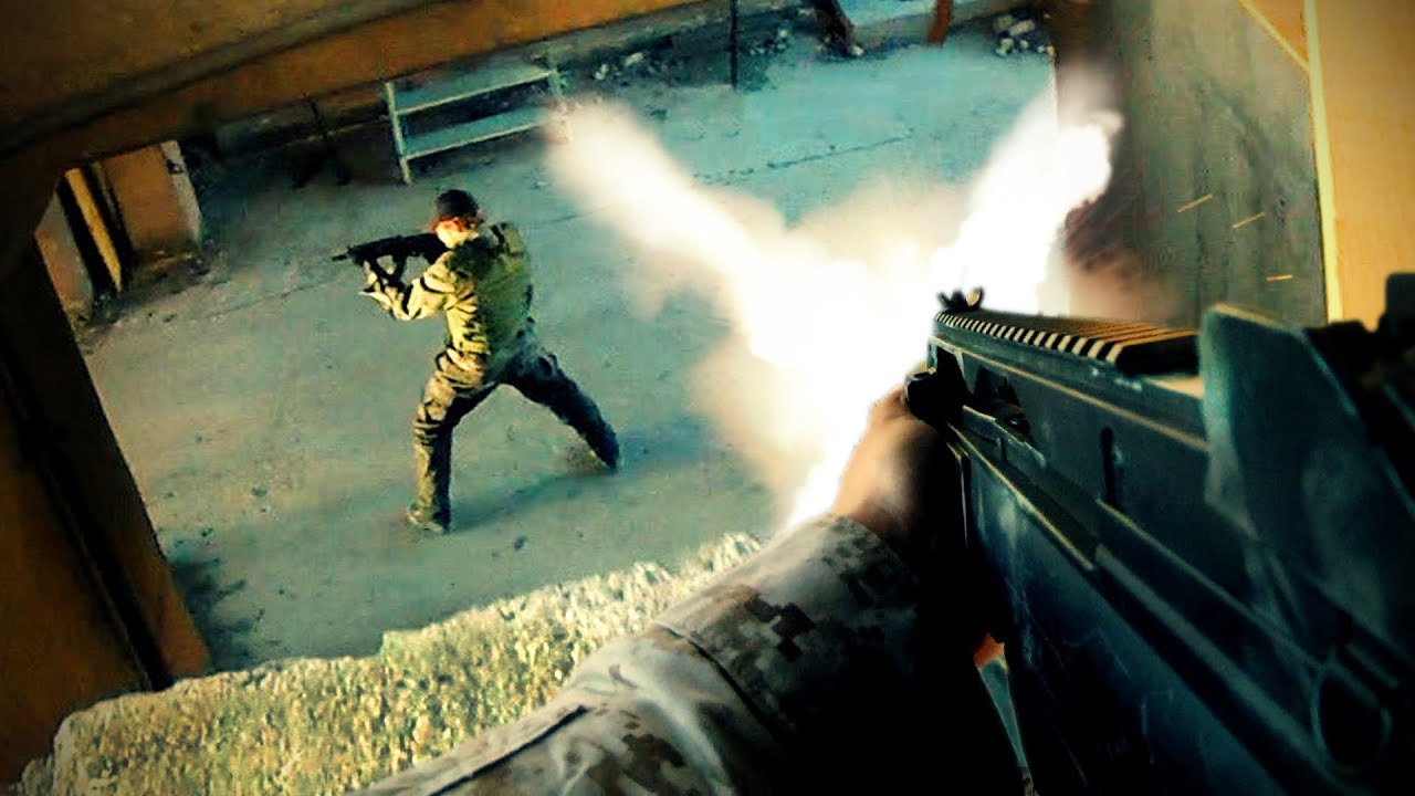 'Battlefield 4' Through FreddieW's Eyes
