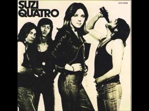 Suzi Quatro - I Wanna Be Your Man