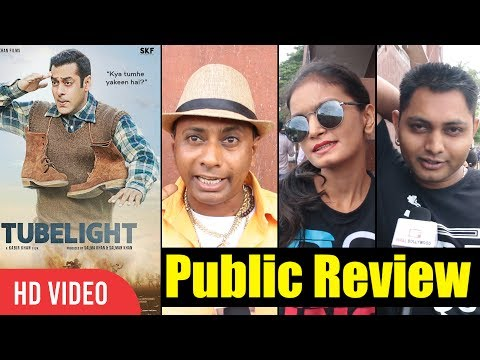 Tubelight Movie Review | Salman khan, Sohail Khan, Kabir Khan | Tubelight Review