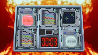 BEST BOMB DEFUSAL TEAM! (Keep Talking and Nobody Explodes)