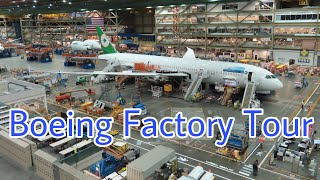 Where is the boeing factory