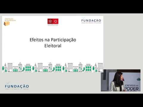 Debate: Participação política e eleitoral nos municípios portugueses
