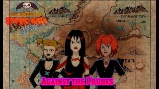 Karaoke Cafe: The Hex Girls (Against the Prudes)
