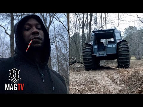 2 Chainz Takes Out His Sherp Pro ATV To Look For Beavers! ?
