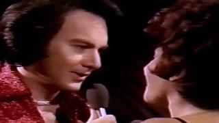 Shirley Bassey & Neil Diamond - Play Me / Diamond - Sweet Caroline / Longfellow Serenade (1974 TV)