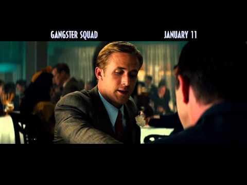Video trailer för Gangster Squad - TV Spot 2