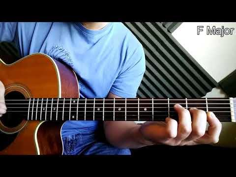 Basic Guitar Chords Tutorial - Full
