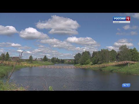 Путеводитель по Карелии 🌍 Олонецкий район