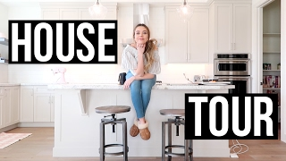 Download Youtube: EMPTY HOUSE TOUR!