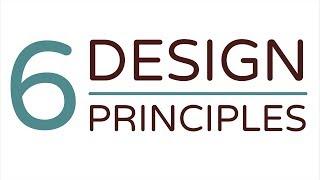 6 Design Principles