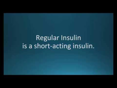 Žymeklis insulino