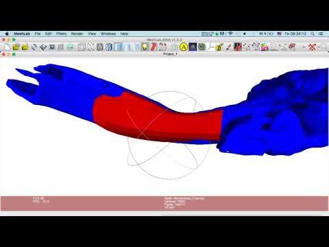 Создание высокоточной трех-мерной модели индивидуаль-ного блока. Часть 11