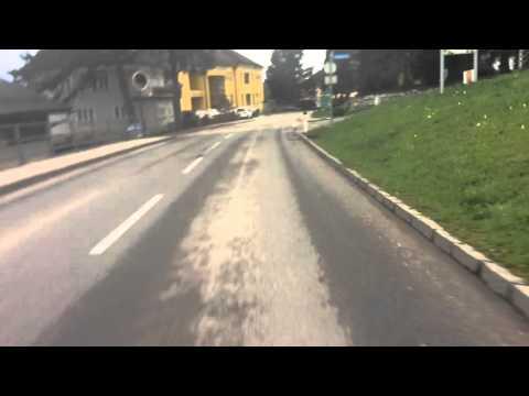 Fahrrad fahren mit Saschalp