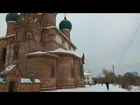 Бывшие церкви в тульской области