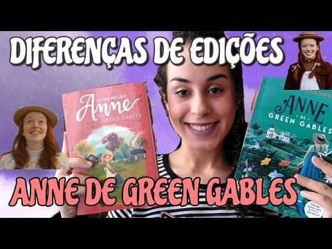 DIFERENÇAS ENTRE ANNE DE GREEN GABLES NA EDIÇÃO DA AUTÊNTICA E CIRANDA CULTURAL