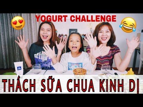 Hình ảnh Youtube -  THÁCH YOGURT KINH DỊ: Ai Sẽ Nhảy BAO GIỜ LẤY CHỒNG?(Theo Yêu Cầu)- SONG THƯ CHANNEL[Clip Hài Hước]