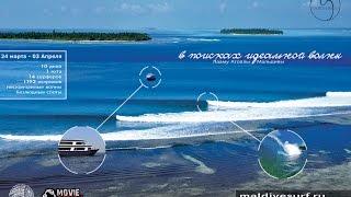 preview picture of video 'Серфинг на Мальдивах - в поисках идеальной волны'