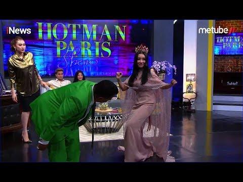 Dibilang Ngikutin Syahrini, Princess Baby Sexyola Tunjukan Keseksian Part 2B - HPS 12/06