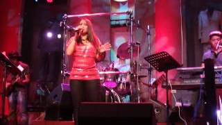 tonight i give in by Jinky Vidal at Hard Rock Cafe