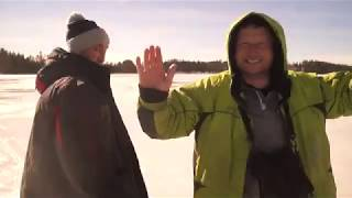 Можно ли ловить в финляндии на жерлицы
