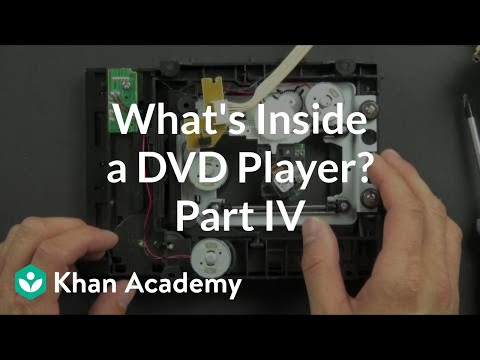 What Is Inside A DVD Player? (4 Of 5) | Electrical Engineering | Khan Academy Mp3