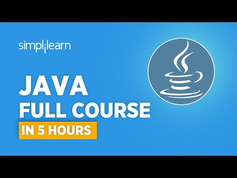 Java Full Course [2020] | Java Tutorial For Beginners | Java ...