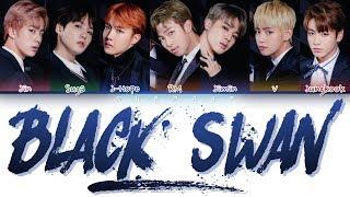 BTS (방탄소년단) - BLACK SWAN (Color Coded Lyrics Eng/Rom/Han)