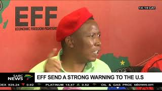 EFF sends a strong warning to the US
