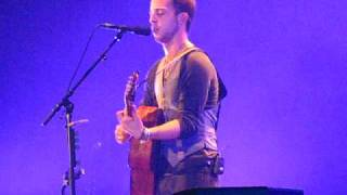 James Morrison - man in the mirror - live, Munich 2009