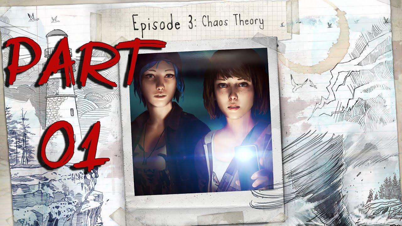 Life is Strange (Deutsch) – Episode 3: Chaos Theory – Part 01