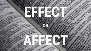 Everyday Words That Are Frequently Misused