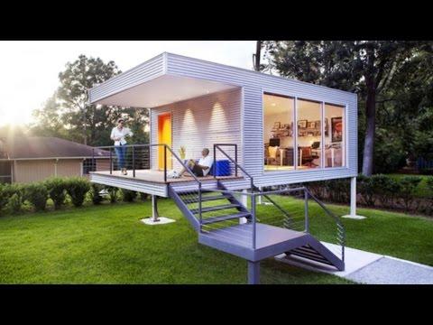 Müthiş Prefabrik Ev Tasarımları