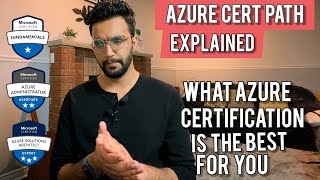 Which Azure Exam should You take | Azure Certification Path 2020 |  Prep Timelines | Yatharth Kapoor