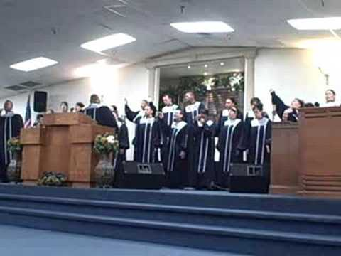"""We Worship You in the Spirit"" Apostolic Tabernacle Choir"